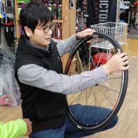 bikeueki_パンク修理セミナー