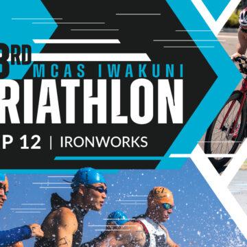 33rd MCAS Iwakuni Triathlon