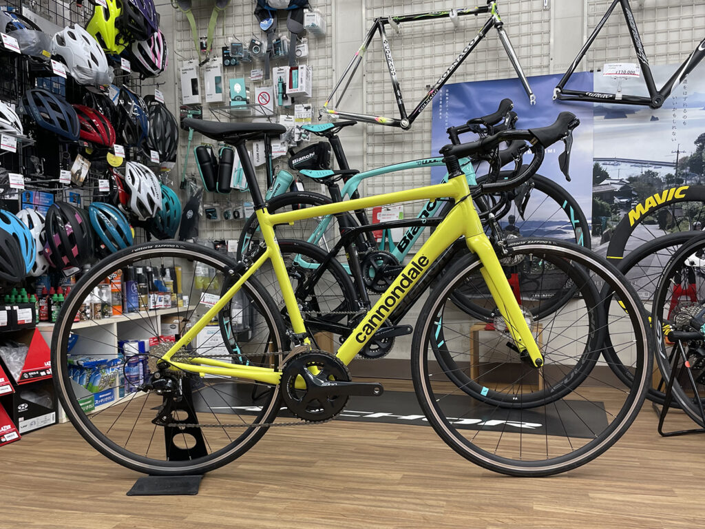 CANNONDALE_CAAD Optimo3_YH_2021